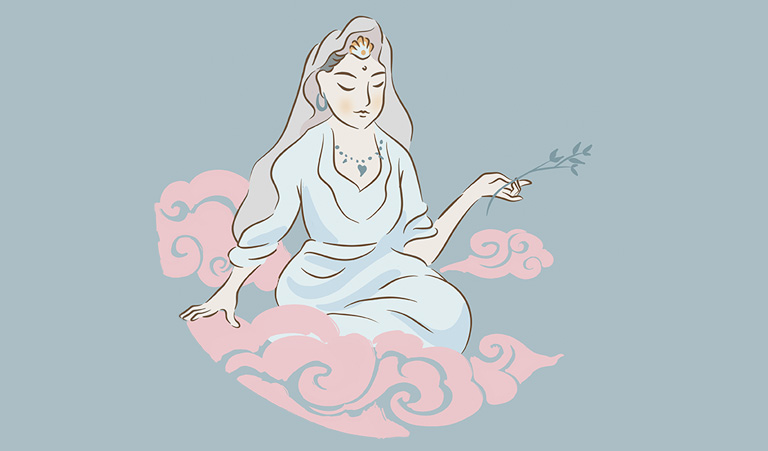 Listening to Namo Avalokiteshvara
